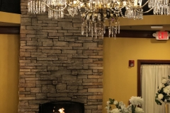 Celebrity Room Fireplace