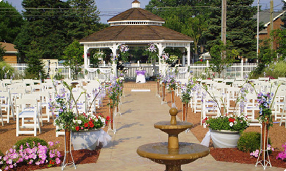 Martinique Wedding Garden