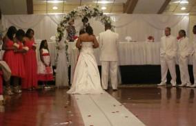 Martinique Ceremony