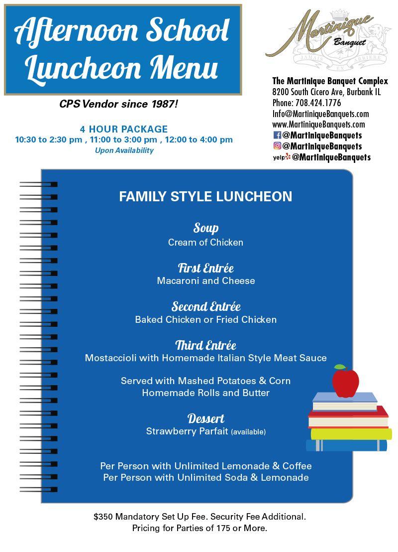 school-luncheon-menu